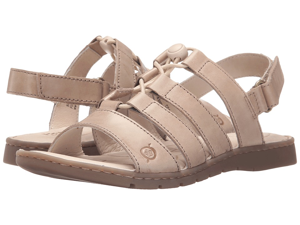 Born Bali (Taupe Full Grain Leather) Women