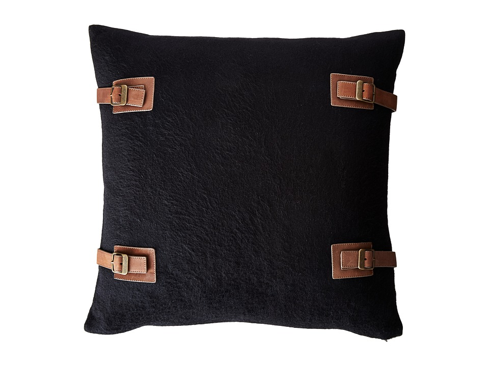 UGG - Luxe Lodge Pillow - 20 (Black) Sheets Bedding