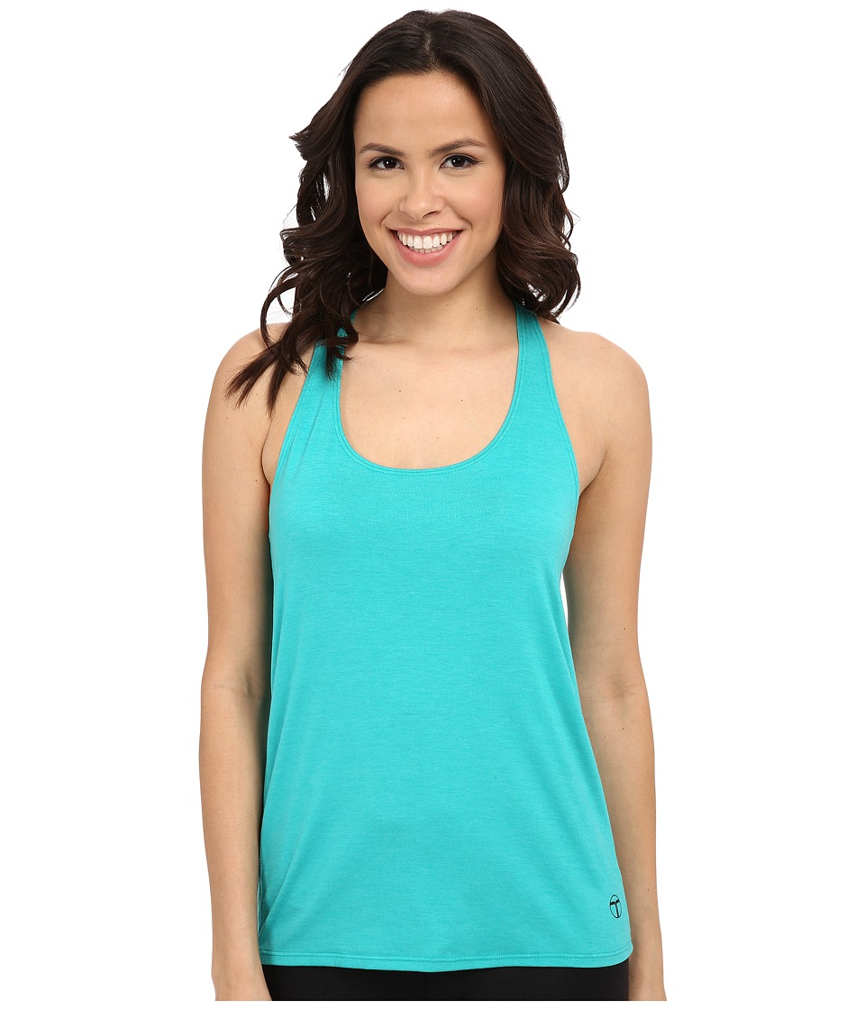 Trina Turk - Jersey Tank Top (Teal) Women's Sleeveless