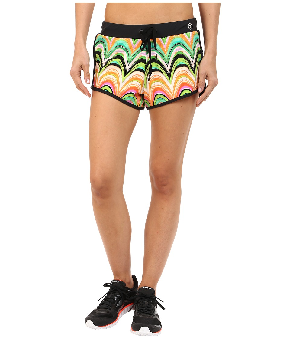 Trina Turk - New Wave Running Shorts (Multi) Women's Shorts