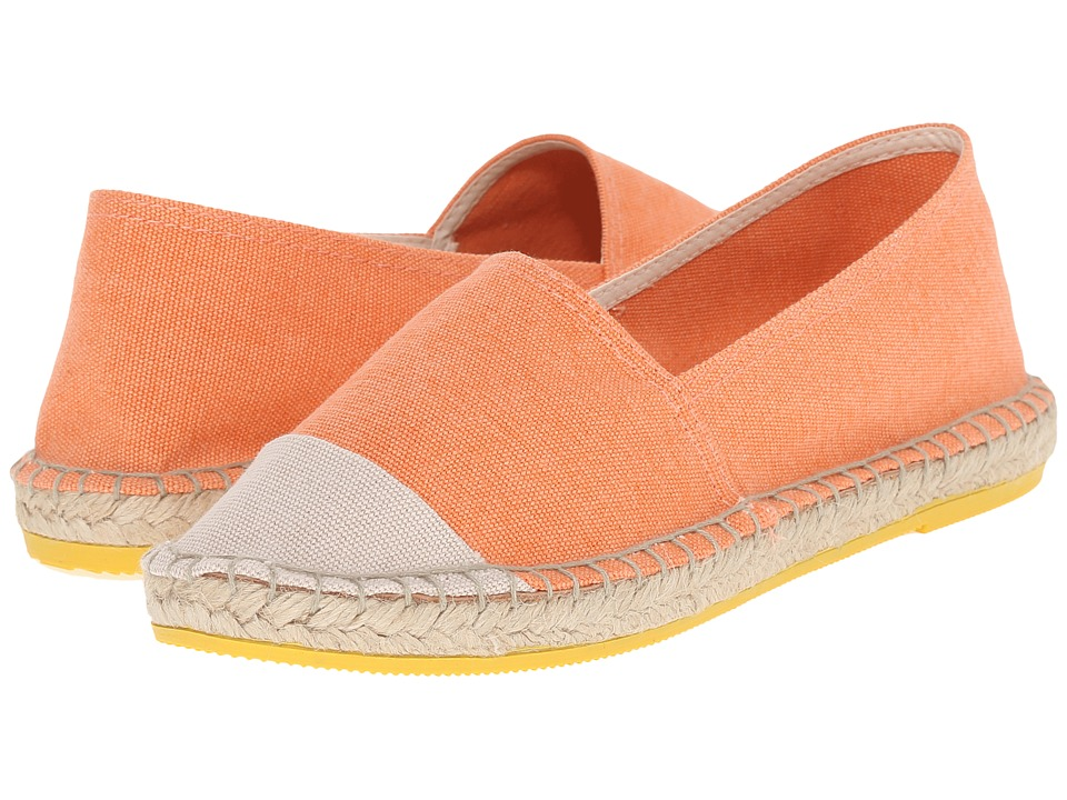 Lole - Flat Sandals Mona (Melon) Women's Flat Shoes