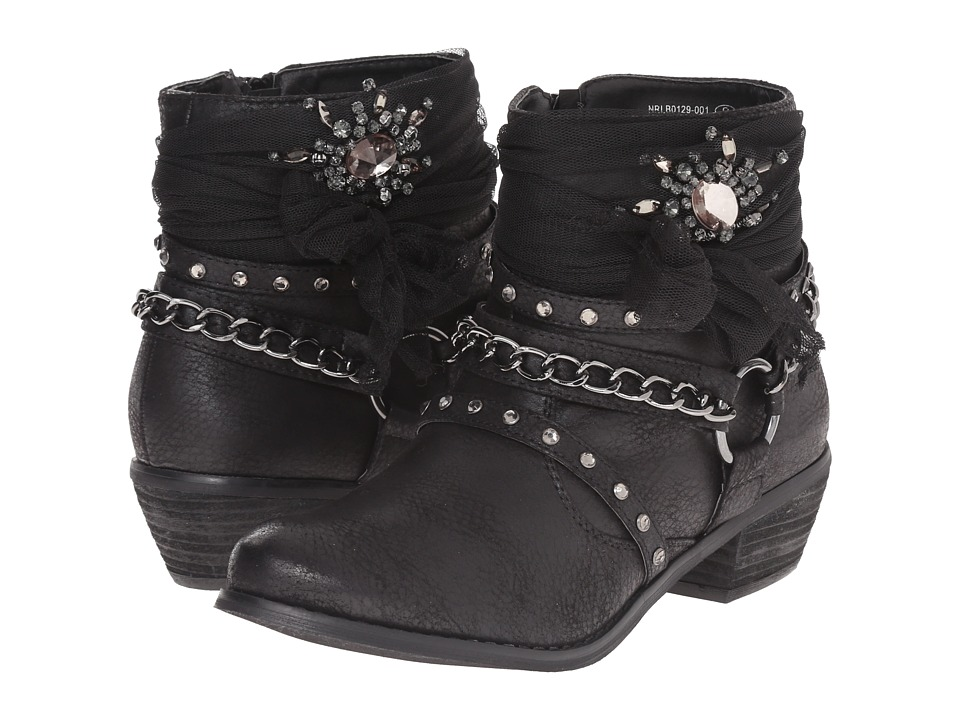 Not Rated - Tootie (Black) Women's Dress Boots