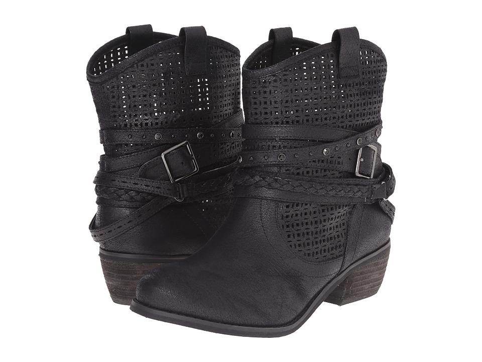 Not Rated - Van de Ort (Black) Women's Dress Boots