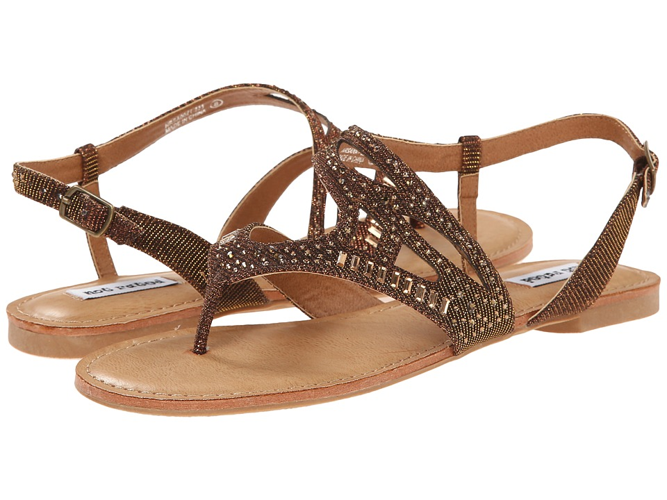 Not Rated - Brentwood (Bronze) Women's Sandals