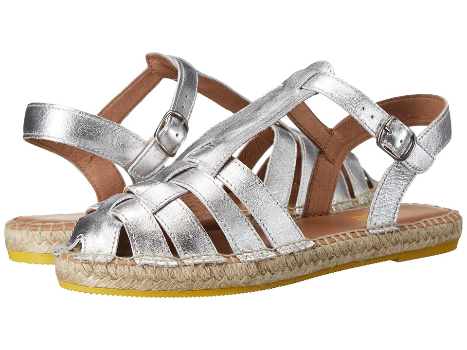 Lole - Flat Sandals Medusa (Silver) Women's Sandals