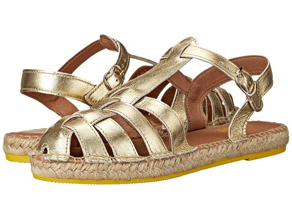 Lole - Flat Sandals Medusa (Gold) Women's Sandals
