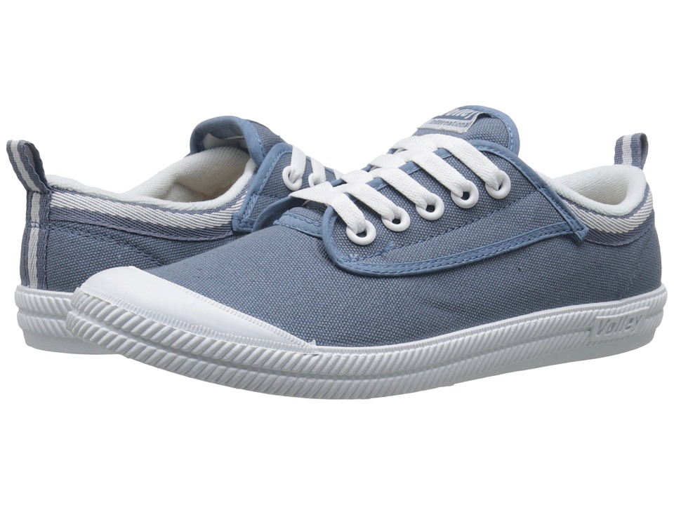 Volley Australia - International Linen Cork (Slate Blue) Athletic Shoes
