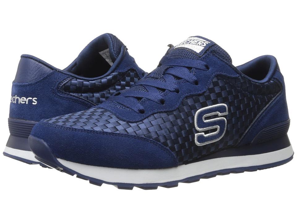 SKECHERS - OG 82 (Navy) Women's Running Shoes
