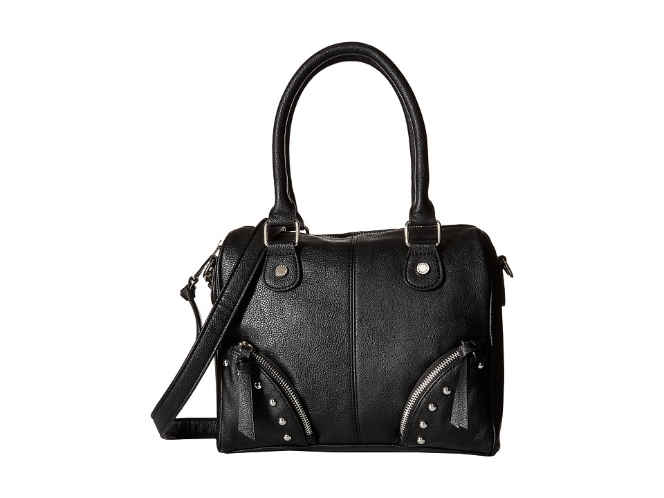 Steve Madden - Blilly Mini Crossbody (Black Pebble) Cross Body Handbags