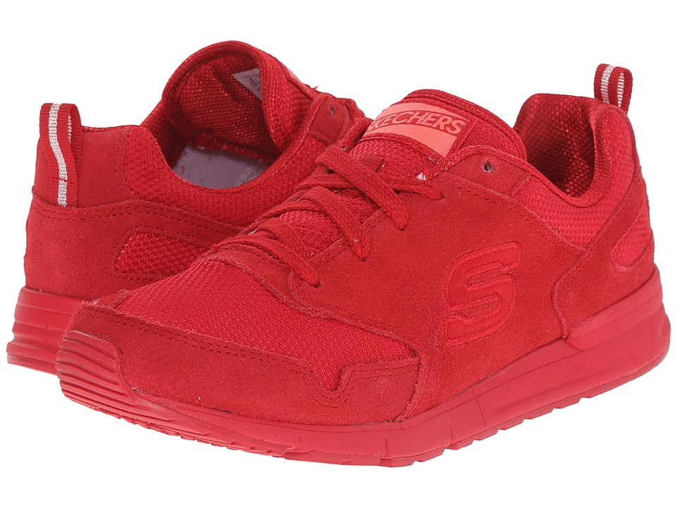 SKECHERS - OG 1992 (Red) Women's Running Shoes