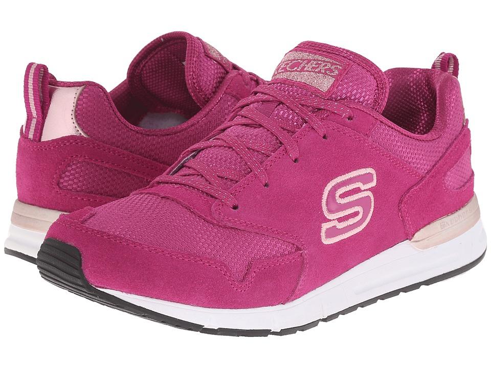SKECHERS - OG 92 (Fuchsia) Women's Running Shoes
