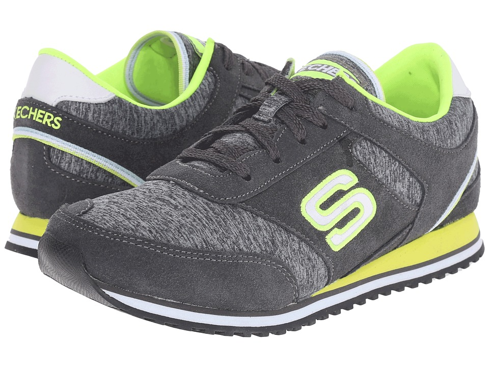 SKECHERS - OG 1978 (Gray) Women's Running Shoes