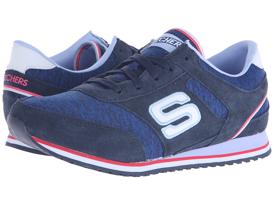 SKECHERS - OG 1978 (Navy) Women's Running Shoes