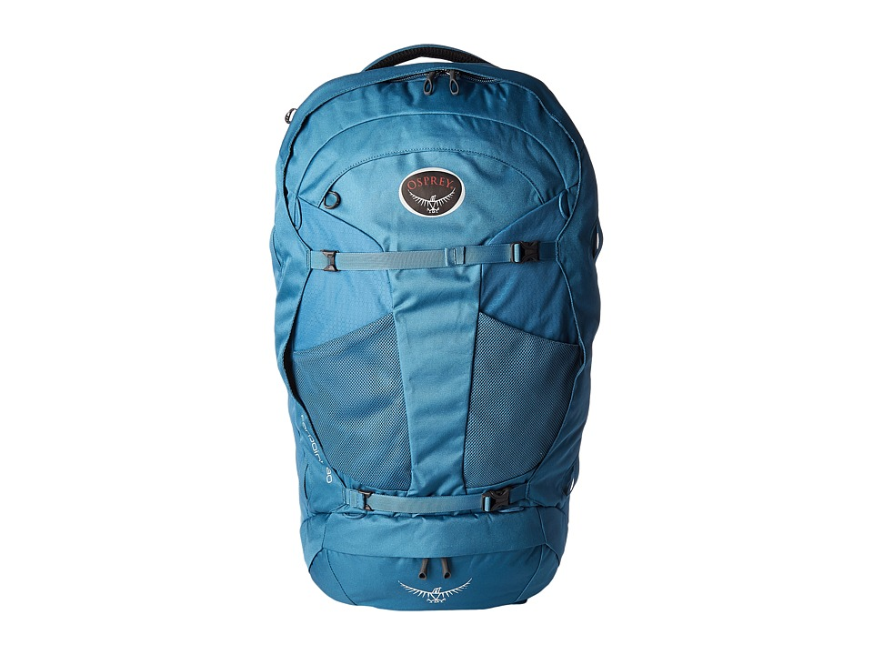 Osprey - Farpoint 80 (Caribbean Blue) Backpack Bags