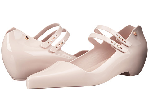 Melissa Shoes - Karl Lagerfeld (Beige) Women