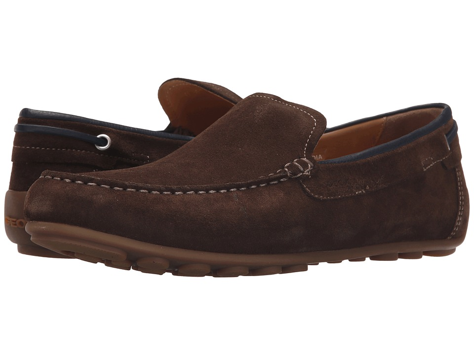 Geox - Mgiona4 (Cigar) Men's Shoes