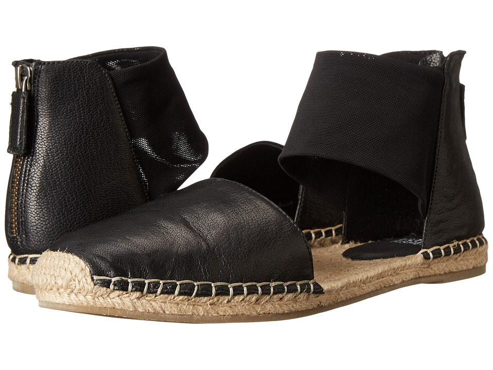 Eileen Fisher - Coy (Black Leather) Women's Shoes