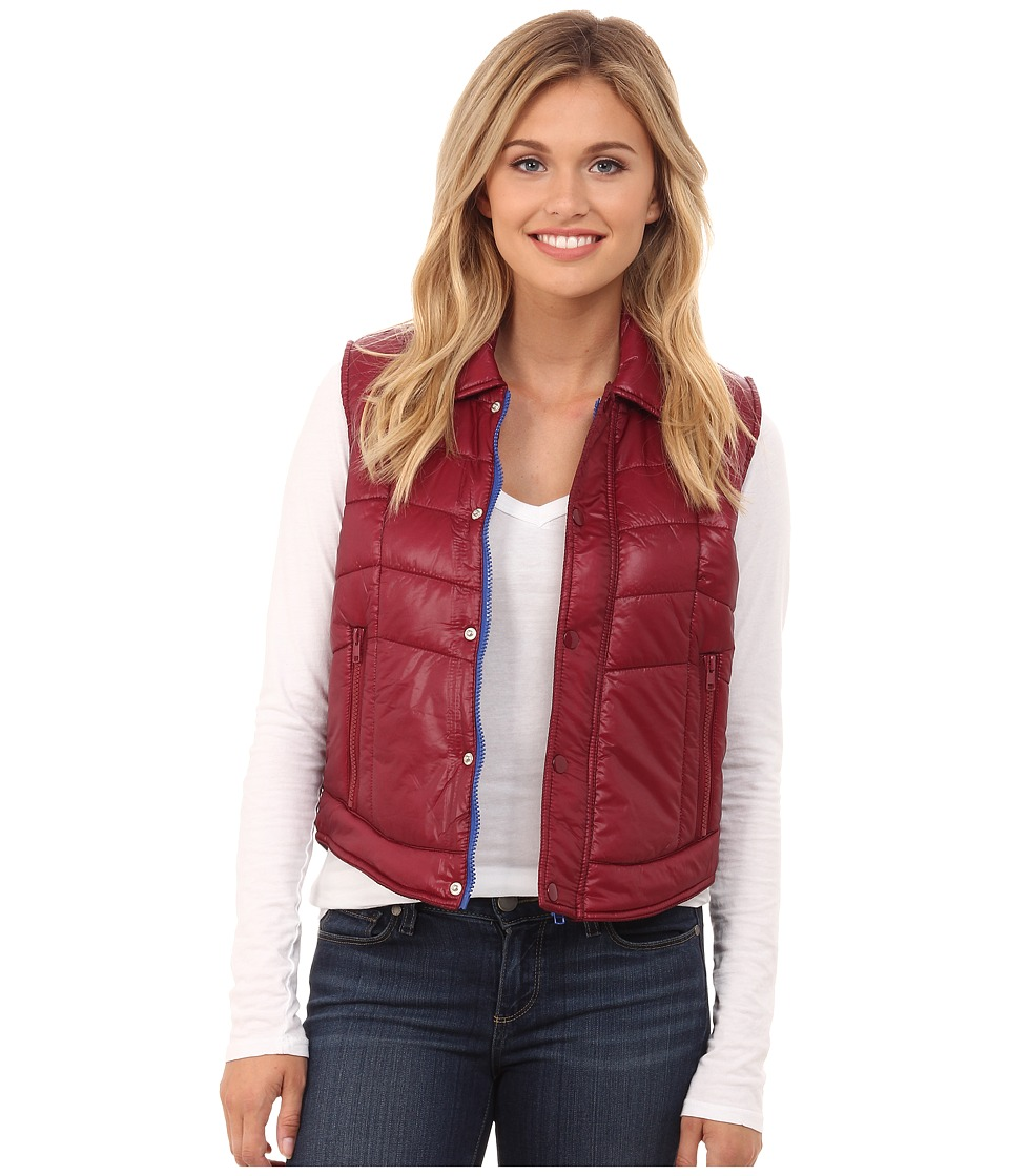 Billabong - Stand By Me Jacket (Black Cherry) Women's Coat