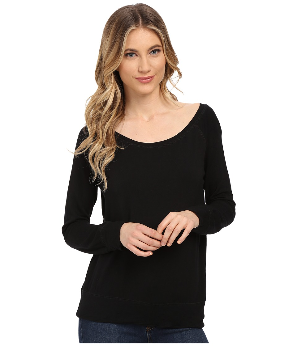 Culture Phit - Desi Long Sleeve Sweater (Black) Women's Sweater