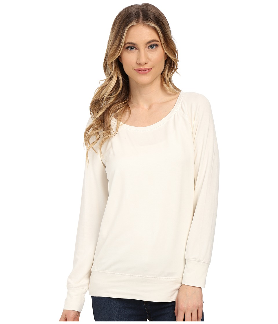 Culture Phit - Desi Long Sleeve Sweater (Ivory) Women's Sweater