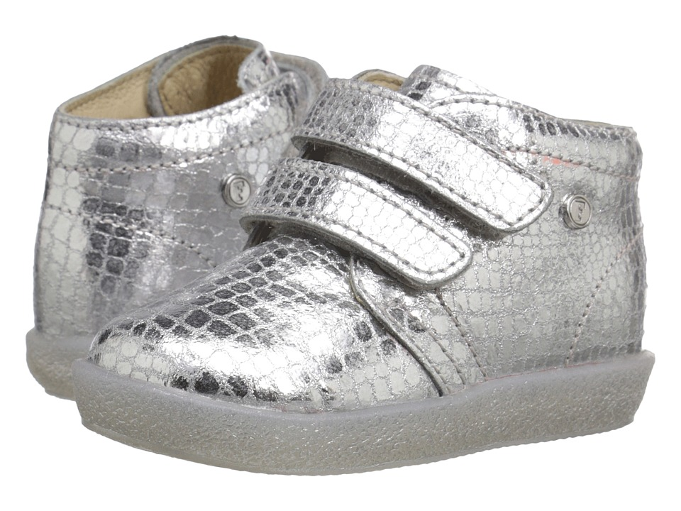 Naturino - Falcotto 1195 VL SS16 (Toddler) (Silver) Girls Shoes
