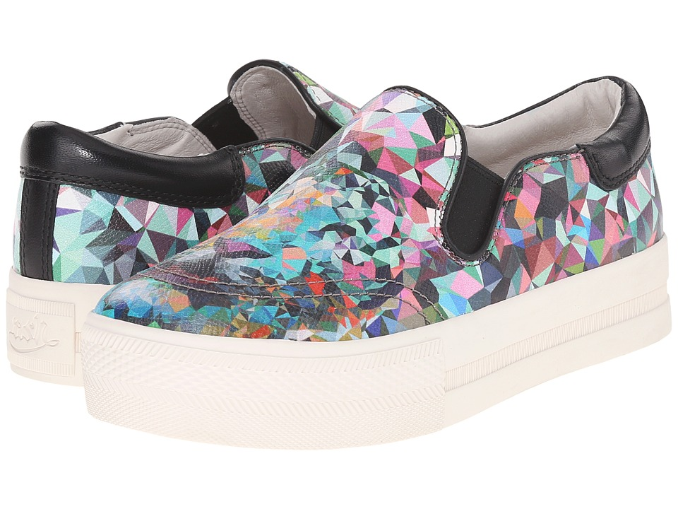 ASH - Jam (Multi Alpina Print/Black) Women's Slip on Shoes