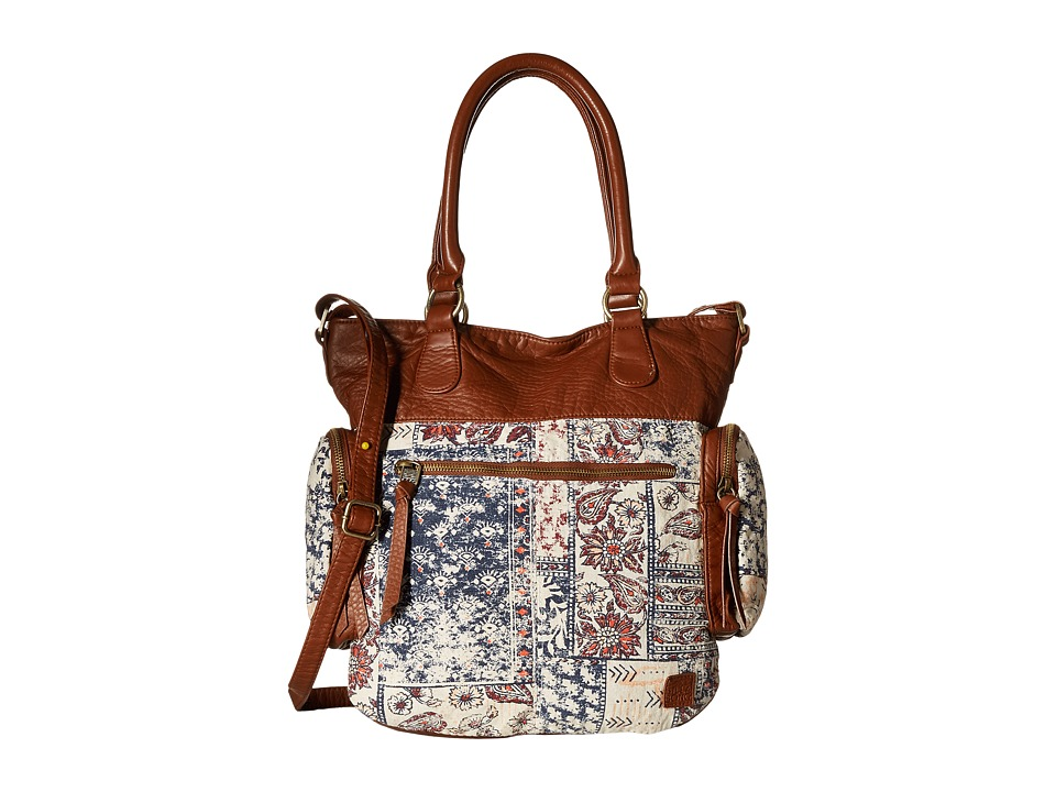 Billabong - Off The Shore Handbag (Desert Brown) Handbags