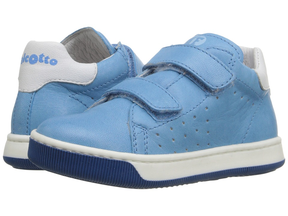 Naturino - Falcotto Smith VL SS16 (Toddler) (Blue) Boys Shoes