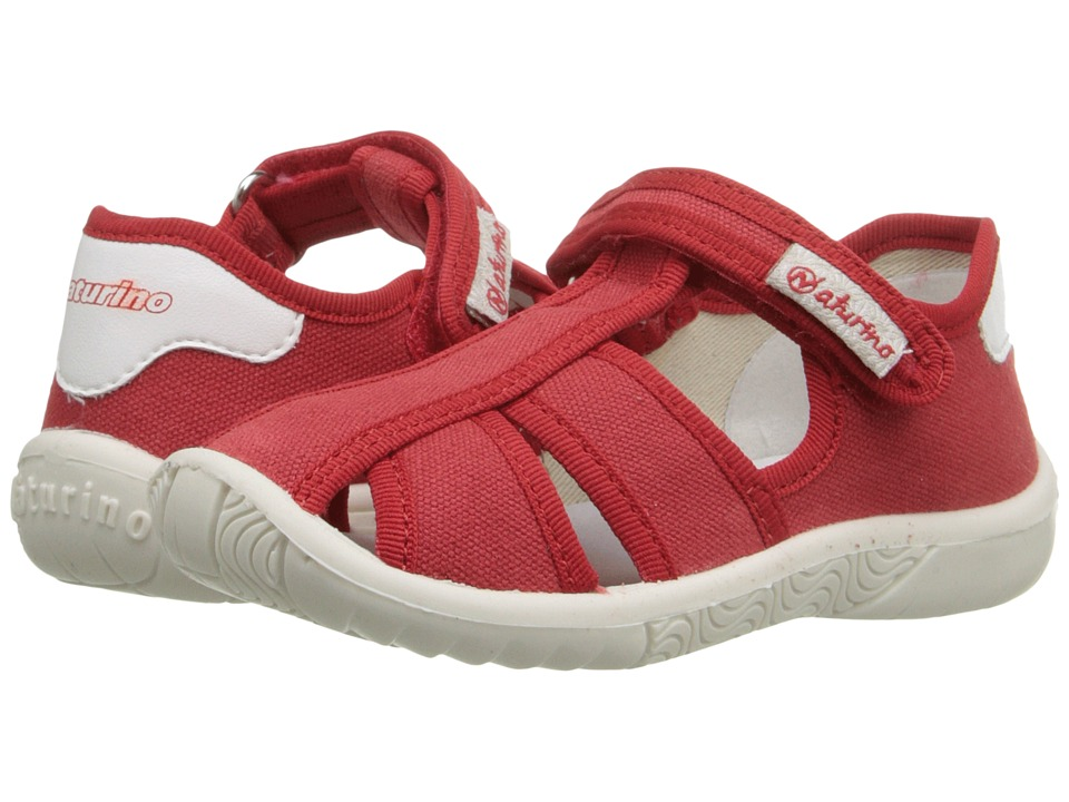 Naturino Nat. 7785 SS16 (Toddler/Little Kid) (Red) Boys Shoes