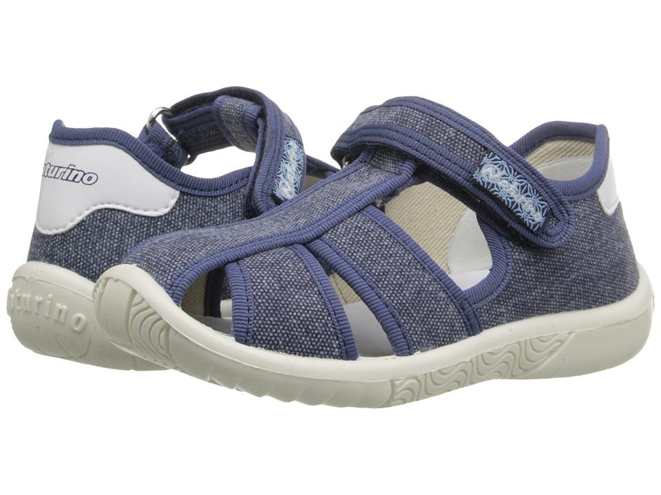 Naturino - Nat. 7785 SS16 (Toddler/Little Kid) (Denim) Boys Shoes