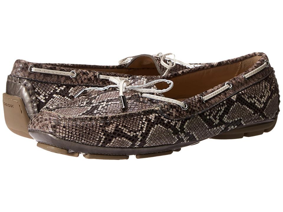Geox - WCLELIA2 (Smoke Grey/Grey) Women's Shoes