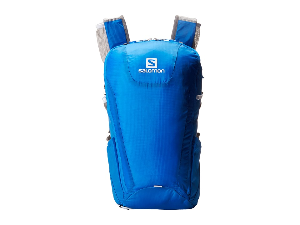 Salomon - Peak 20 (Union Blue/White) Backpack Bags