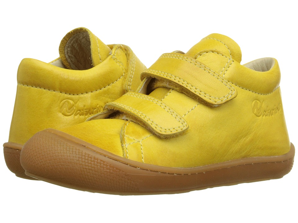 Naturino - Nat. 3972 VL SS16 (Toddler) (Yellow) Boys Shoes