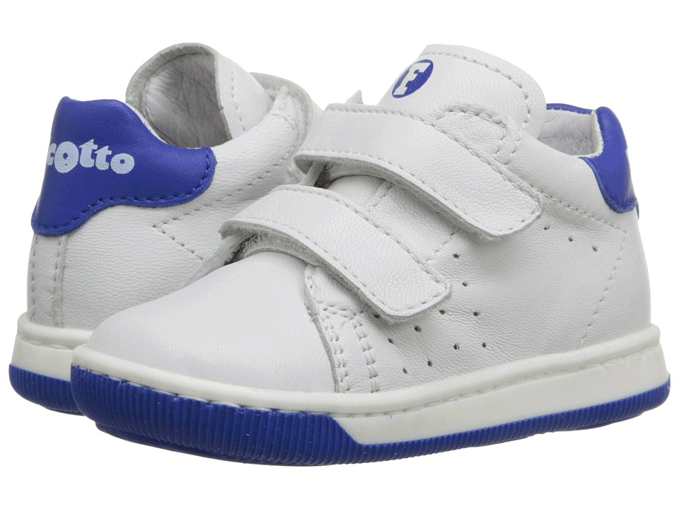 Naturino - Falcotto Smith VL SS16 (Toddler) (White) Boys Shoes
