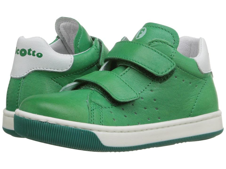 Naturino - Falcotto Smith VL SS16 (Toddler) (Green) Boys Shoes