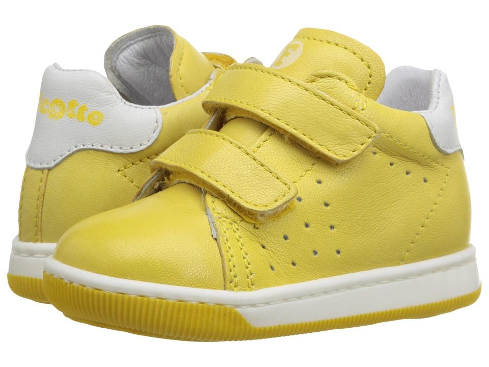 Naturino - Falcotto Smith VL SS16 (Toddler) (Yellow) Boys Shoes
