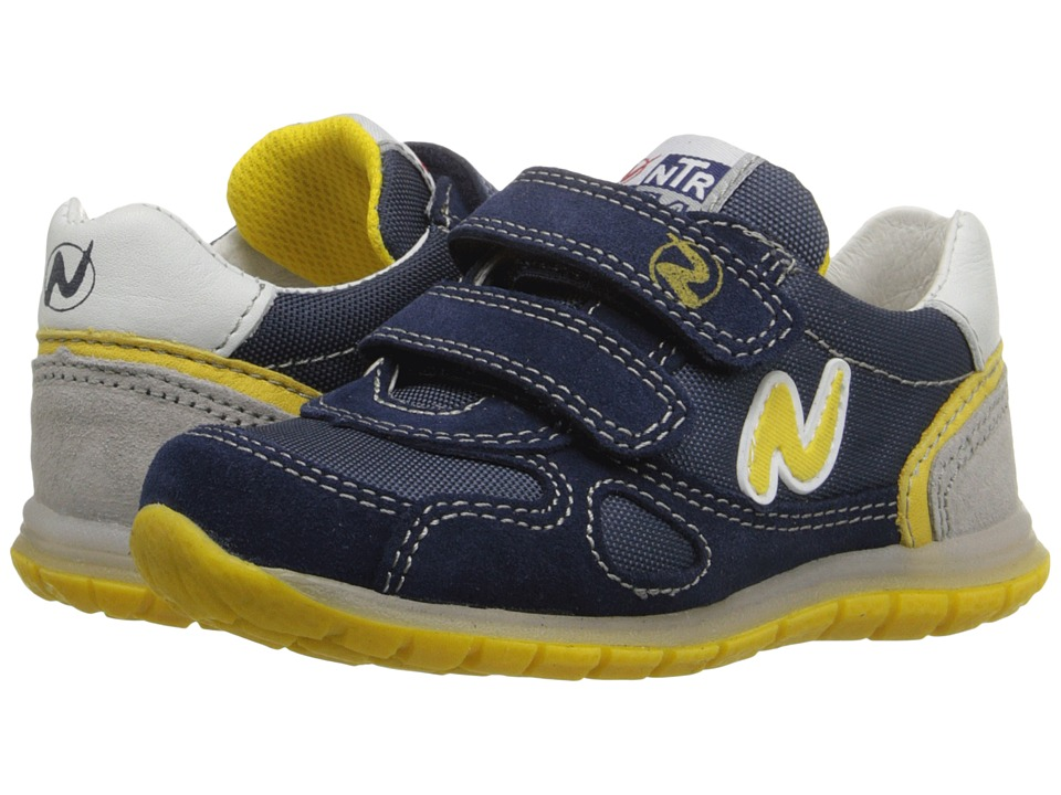 Naturino - Nat. Stan VL SS16 (Toddler/Little Kid) (Navy) Boy's Shoes