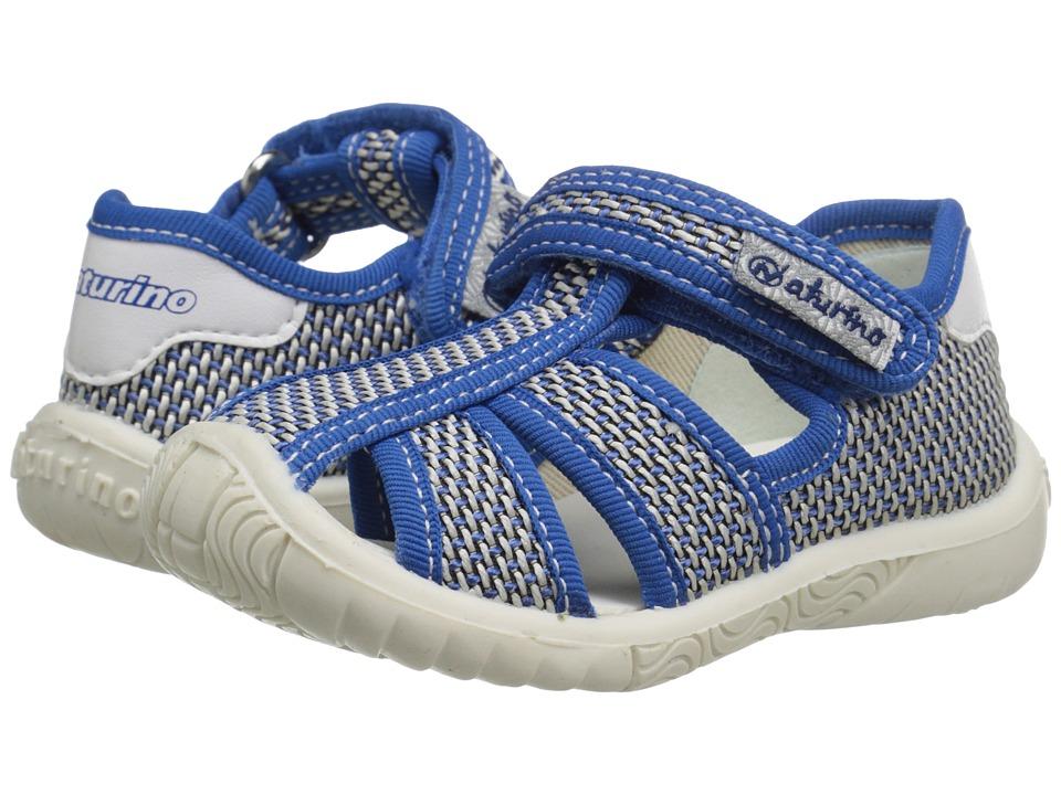 Naturino - Nat. 7785 SS16 (Toddler/Little Kid) (Blue) Boys Shoes