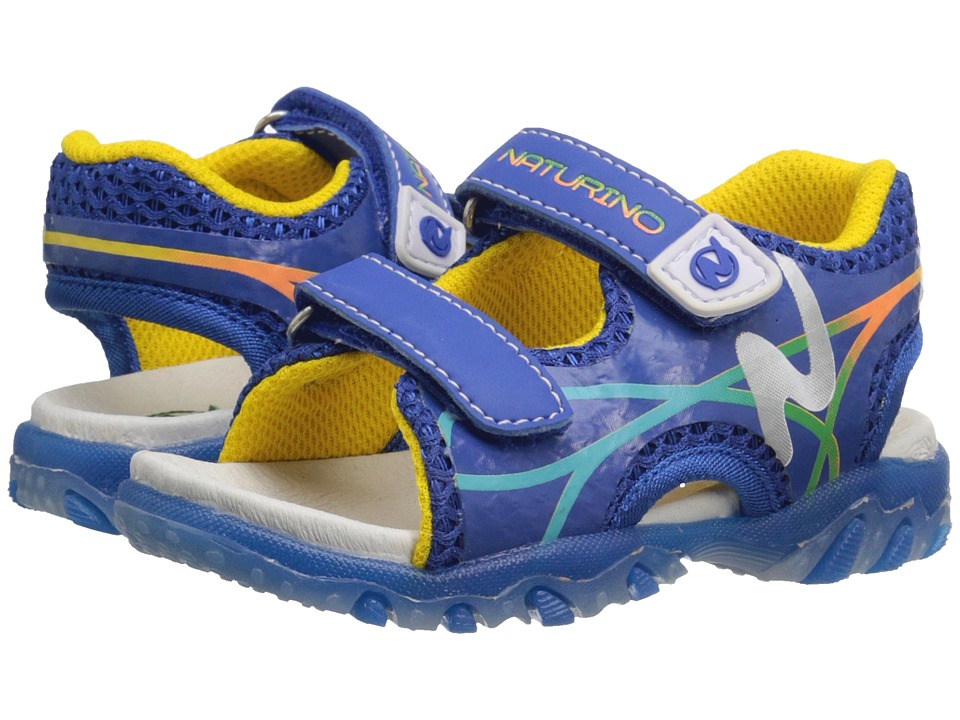 Naturino - Sport 524 SS16 (Toddler/Little Kid) (Blue) Boys Shoes