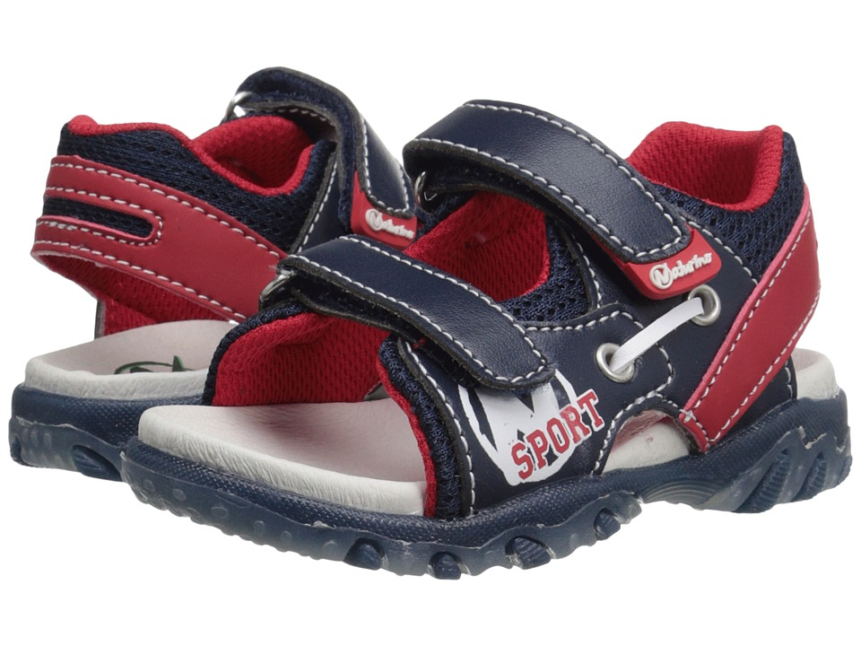 Naturino - Sport 521 SS16 (Toddler/Little Kid) (Navy) Boys Shoes