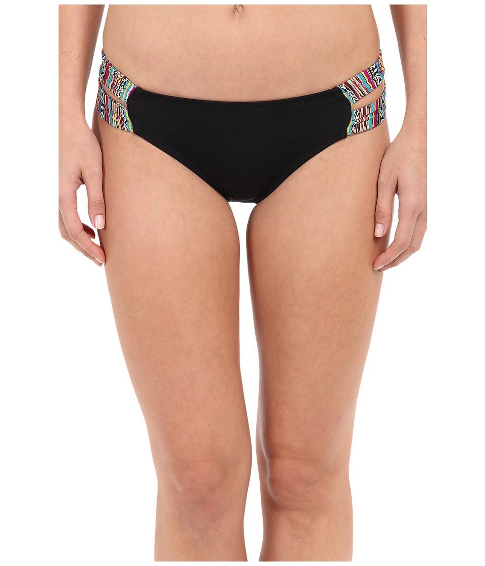 Lucky Brand - Arabian Night Split Tab Hipster (Multi) Women's Swimwear