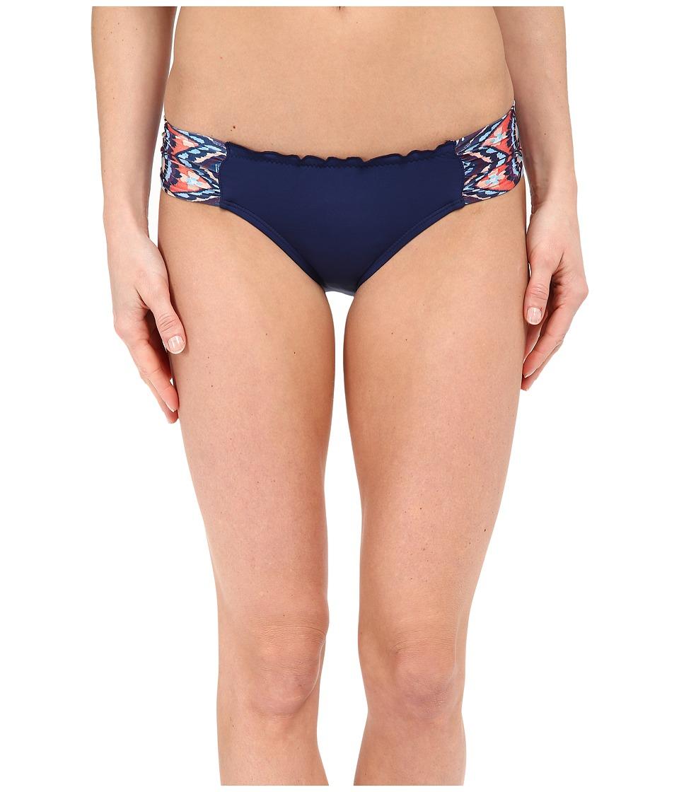 Lucky Brand - Layla Tab Hipster (Multi) Women's Swimwear