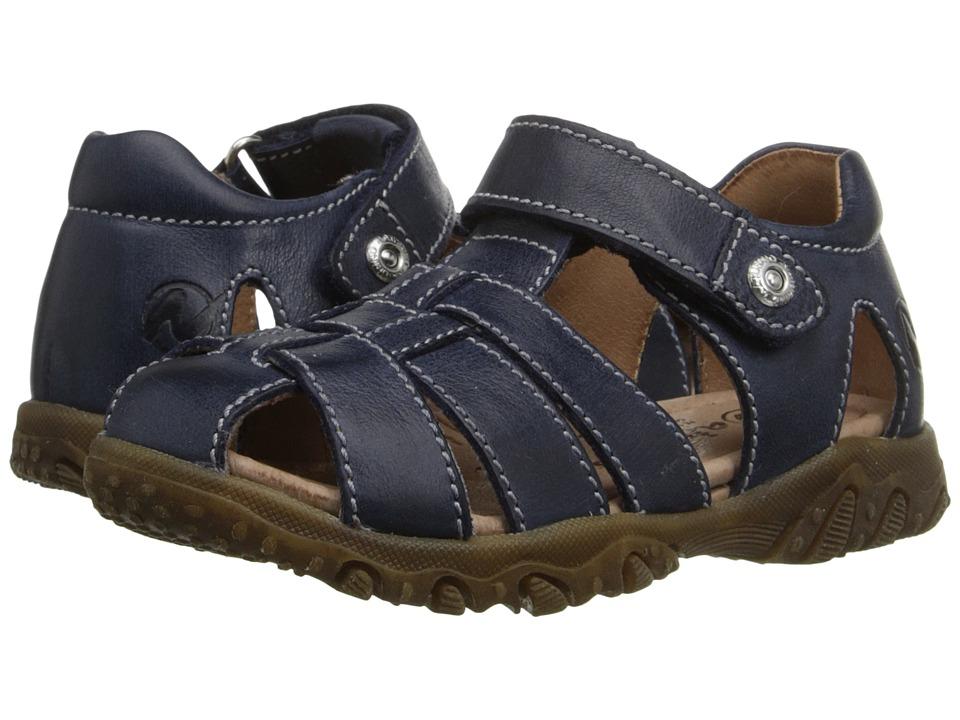 Naturino - Nat. Gene SS16 (Toddler/Little Kid/Big Kid) (Blue) Boys Shoes