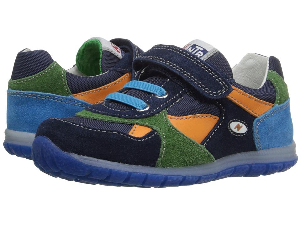 Naturino - Nat. Rick VL SS16 (Toddler/Little Kid) (Navy) Boys Shoes