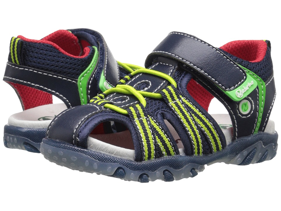 Naturino - Sport 437 SS16 (Toddler/Little Kid) (Navy) Boys Shoes