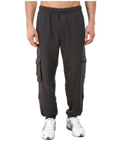 PUMA - Progressive Cuffed Pants (Gray) Men