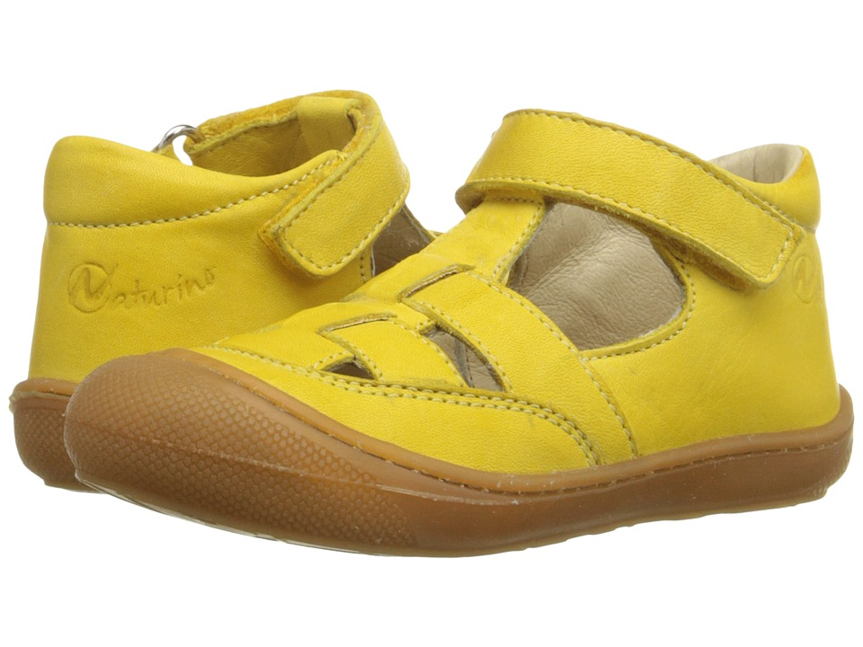 Naturino - Nat. 3997 SS16 (Toddler) (Yellow) Boys Shoes