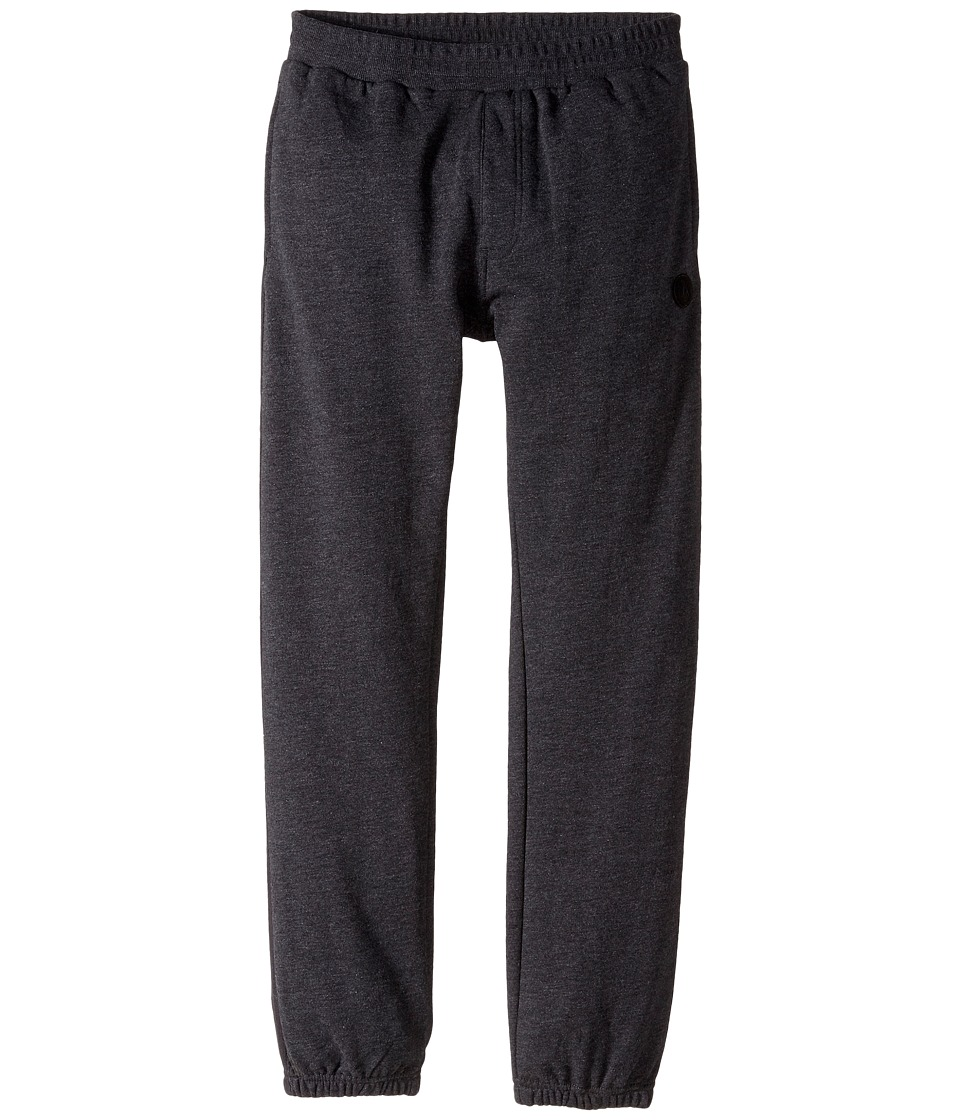 Volcom Kids - Pulli Fleece Pants (Big Kids) (Black) Boy's Fleece