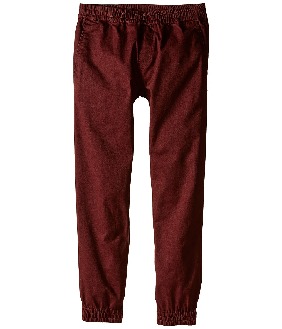 Volcom Kids - Frickin Jogger By Pants (Big Kids) (Cherry Wood) Boy's Casual Pants