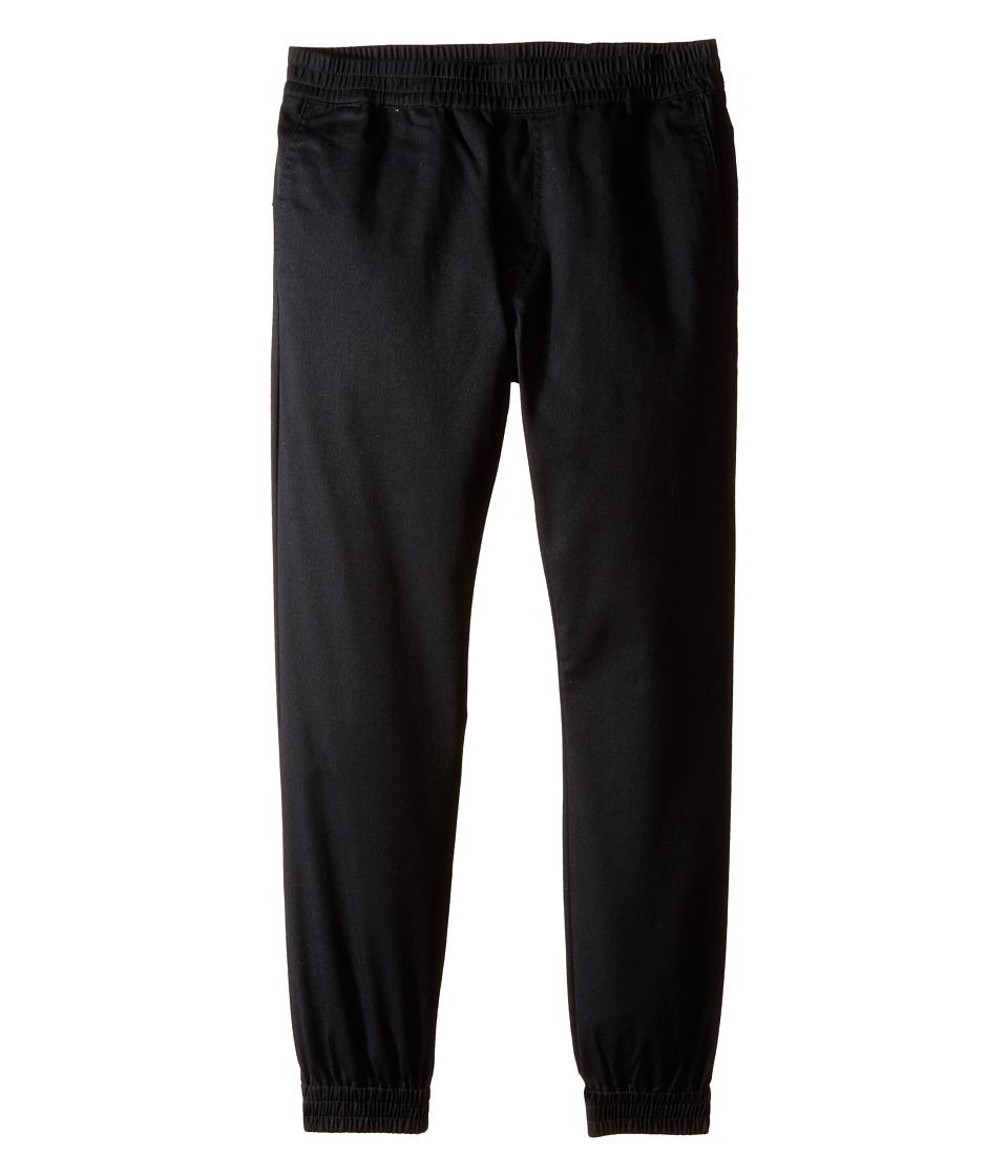 Volcom Kids - Frickin Jogger By Pants (Big Kids) (Black) Boy's Casual Pants